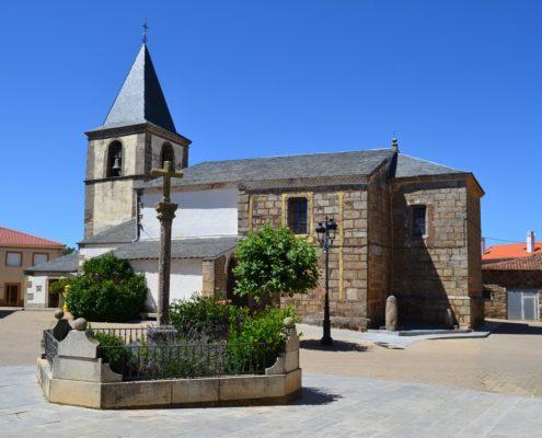 Iglesia de San Salvador, Rabanales