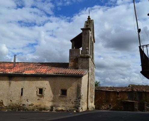 Iglesia de San Pedro, Matellanes