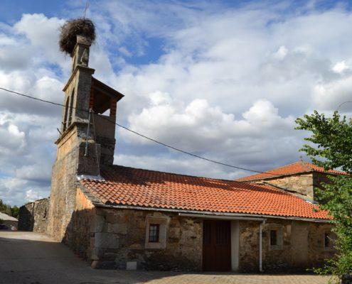 Iglesia de San Miguel de Arcángel, Fradellos