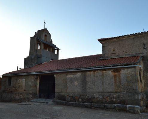 Iglesia de Santiago Apostol, Mellanes