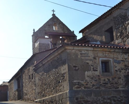 Iglesia de Santa María Magdalena, Grisuela